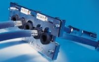 EMC cable entry system